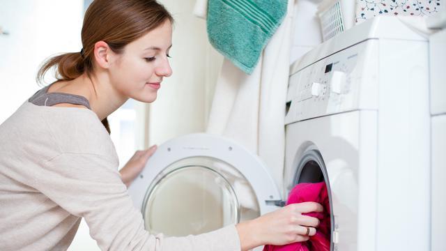 Ilustrasi mesin cuci (iStockphoto)