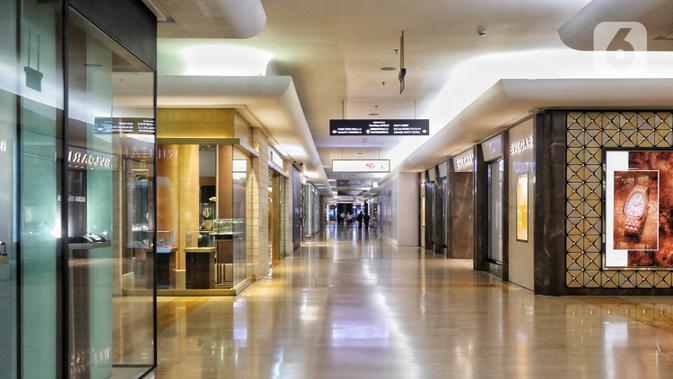 MTLA Daftar Mal yang Terpaksa Tutup karena Wabah Corona - Bisnis Liputan6.com