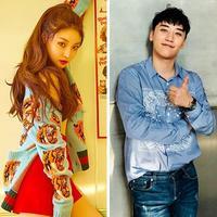 Chungha, Seungri, dan GFRIEND (Foto: Instagram/chungha_official, Instagram/seungriseyo, Twitter/GFRDofficial)