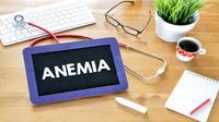 Kekurangan zat besi menjadi salah satu penyebab paling umum dari penyakit anemia
