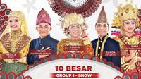 Liga Dangdut Indonesia (LIDA) Top 10