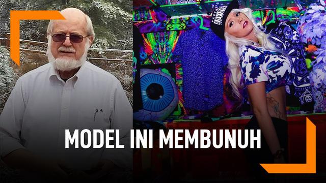 Sadis, Model Majalah Playboy Ini Bunuh Pria 71 Tahun