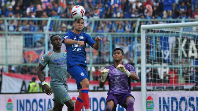 Klasemen Shopee Liga 1 2020 Persib Raih Poin Sempurna Bola Liputan6 Com