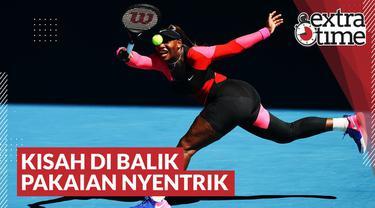 Berita video Extra Time kali ini membahas kisah tuduhan doping di balik pakaian nyentrik atlet tenis ternama Amerika Serikat, Serena Williams.