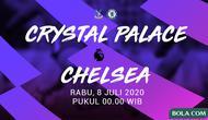 Premier League - Crystal Palace Vs Chelsea (Bola.com/Adreanus Titus)