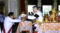 Raja Thailand Maha Vajiralongkorn (Bureau of the Royal Household Thailand via AP)