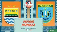 Shopee Liga 1 - Persib Bandung Vs Persela Lamongan (Bola.com/Adreanus Titus)