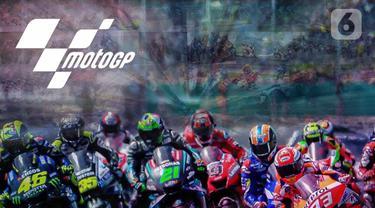 ilustrasi motogp