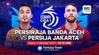 BRI Liga 1 : Persija Jakarta vs Persiraja Banda Aceh