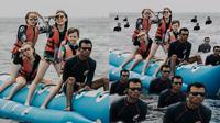 Minta Diedit Biar Masnya Hilang, 6 Hasil Foto Zara Eks JKT48 Ini Kocak (Sumber: Twitter/