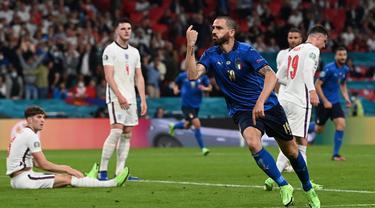 FOTO: Deretan Pemain Terbaik di Euro 2020