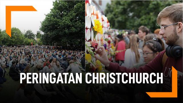 Selandia Baru Akan Gelar Peringatan Korban Penembakan Christchurch
