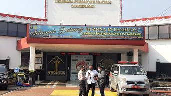 4 Kabar Terkini Korban Kebakaran Lapas Kelas I Tangerang