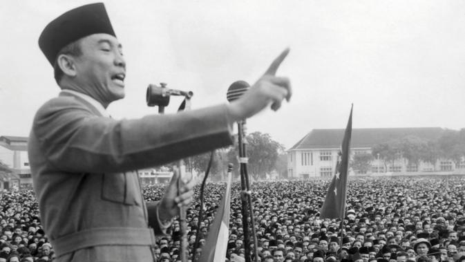 Gaya Pakaian Presiden Indonesia Dari Bung Karno Sampai Jokowi Siapa Favoritmu Lifestyle Liputan6 Com