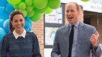 Kate Middleton dan Pangeran William hadir dalam perayaan ulang tahun NHS. (dok. Instagram @kensingtonroyal/https://www.instagram.com/p/CCRUpmjFIHL/Dinny Mutiah)