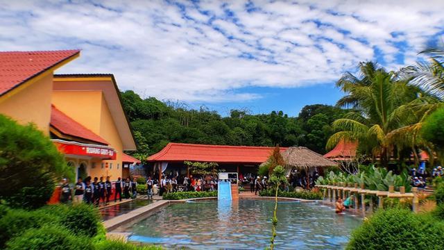 Pagi Berkeringat Di Wisata Air Bojongsari Purbalingga Regional