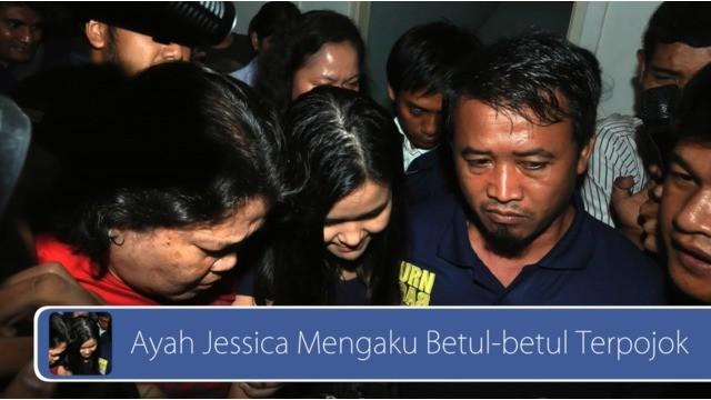 Ayah Jessica, Winardi Wongso mengaku amat tersudut dengan status tersangka yang disematkan ke putri bungsunya itu dan inilah yang membuat Virus Zika ditakuti di Indonesia