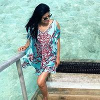 Titi Kamal (Instagram/titi_kamall)