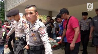 Kernet bus nahas yang masuk ke jurang di Sukabumi berhasil ditemukan. Kernet kabur usai kecelakaan nahas terjadi.