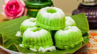 Resep Kue Putu Ayu Lembut Dan Enak Banget Lifestyle Fimelacom