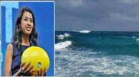 Sampriti Bhattacharya menciptakan sebuah drone bawah air yang dapat memetakan lantai samudera dan menjelajahi laut.