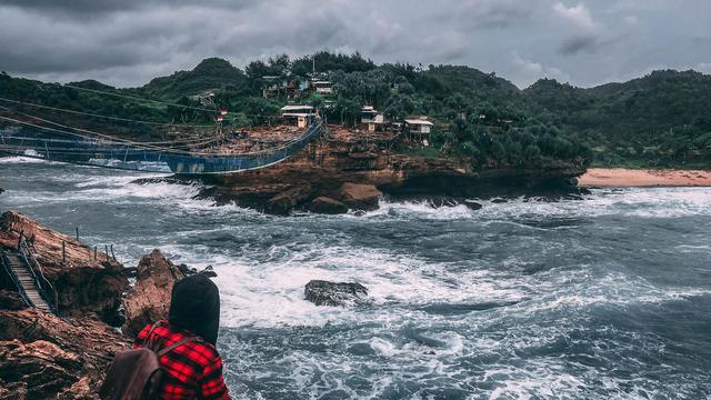 6 Wisata Pantai Jogja Yang Mudah Dijangkau Cocok Untuk Liburan Keluarga Hot Liputan6 Com