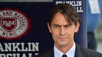 Filippo Inzaghi (GIUSEPPE CACACE / AFP)