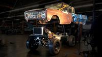 Ford Bronco listrik (Carbuzz)
