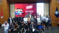 Indonesian Weekend merupakan ajang promosi budaya dan kesenia Indonesia di dunia yang tahun ini akan digelar di London