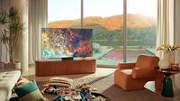 Televisi pintar NeoQLED terbaru Samsung (Foto: Samsung Electronics).