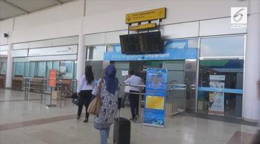 Bandara Internasional Lombok Kembali dibuka, setelah ditutup terkait aktivitas Gunung Agung di Bali