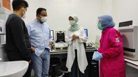 Lab Covid-19 di Jakarta