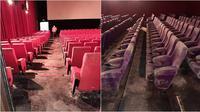 Bioskop berjamur (Sumber: Facebook/Chong Andy)