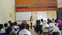 Pelatihan dan pembekalan akhir bagi TKI yang hendak berangkat ke luar negeri di P4TKI. (Foto: Liputan6.com/Muhamad Ridlo)
