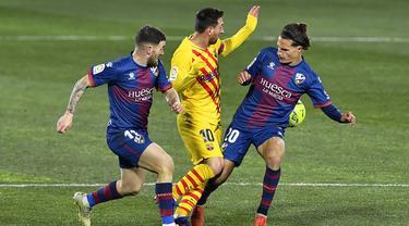 SD Huesca vs Barcelona