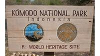 Taman Nasional Komodo makin mendunia dan masuk dalam daftar 10 destinasi terbaik sedunia.