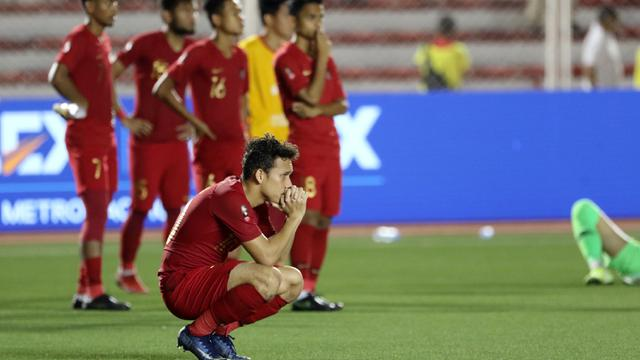 Headline Timnas Indonesia U  Runner Up Sepak Bola Sea Games