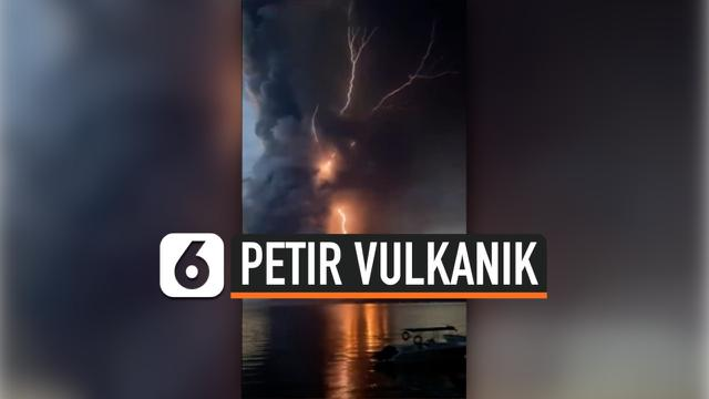 PETIR VULKANIK