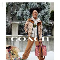 Tas Coach untuk musim liburan 2019 (Foto: Dok. Coach)