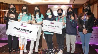 Belletron Era Juara Turnamen Mobile Legends Khusus Wanita