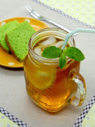 es teh lemon mint