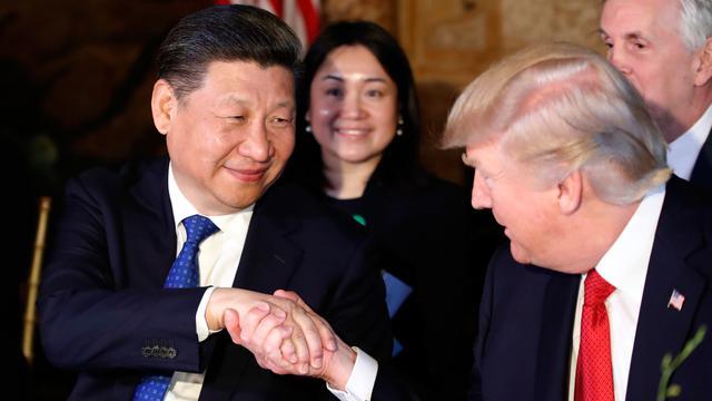 Sambangi Beijing Donald Trump Teken Kontrak Bisnis Rp 3 382 T
