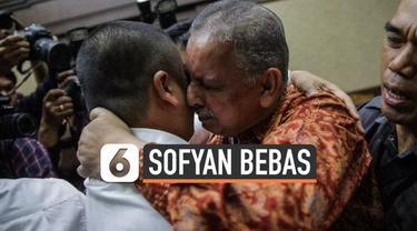 Eks Dirut PLN Sofyan Basir divonis bebas oleh Pengadilan Tipikpor terkait suap pembanguna PLTU Riau-1. KPK menilai ada poin yang tidak dilihat hakim tipikor, KPK juga akan ajukan kasasi ke MA.
