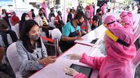 Hari ke-17 di Surabaya, BIN Swab Test 105 pasien positif Covid-19 (Istimewa)
