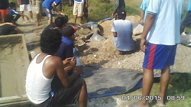 Desa di Bekasi Ini Bangun Sanitasi Air Bersih dengan Satelit