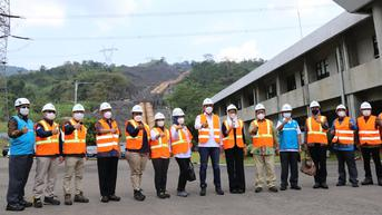 PLTA Saguling Dukung Beban Puncak Sistem Kelistrikan Jawa-Bali