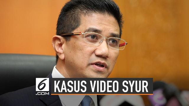 Bantahan Menteri Malaysia Kasus Video Syur Sejenis