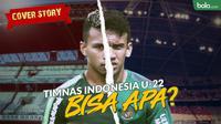 Timnas Indonesia U-22 akan laga di Piala AFF 2019 tanpa Egy Maulana. (Bola.com/Dody Iryawan)