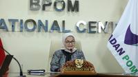 Kepala BPOM Penny K Lukito. (Dok Badan Pengawas Obat dan Makanan/BPOM)
