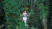 Cerita Anya Geraldine Liburan di Bali di Masa Pandemi. (dok.Instagram @anyageraldine/https://www.instagram.com/p/CGpIprhhDok/Henry)